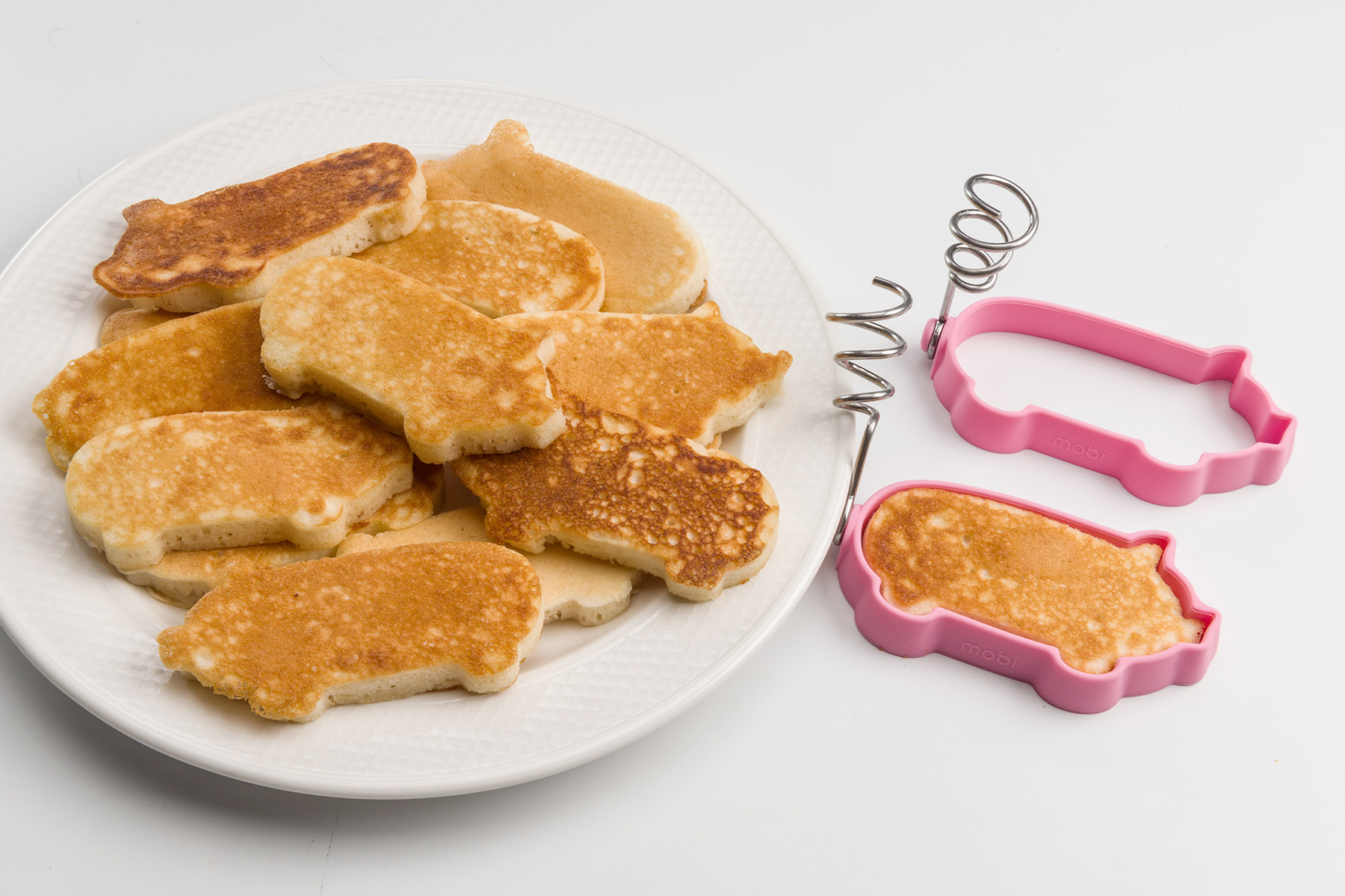Little Piggy Pancake Molds