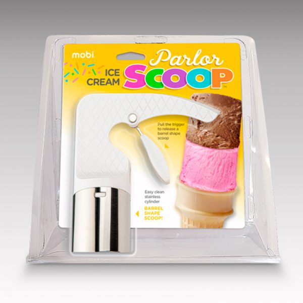 Parlor Ice Cream Scoop - White
